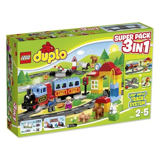 Lego 3-in-1-Super-Pack  66494 bei Real für 50,95