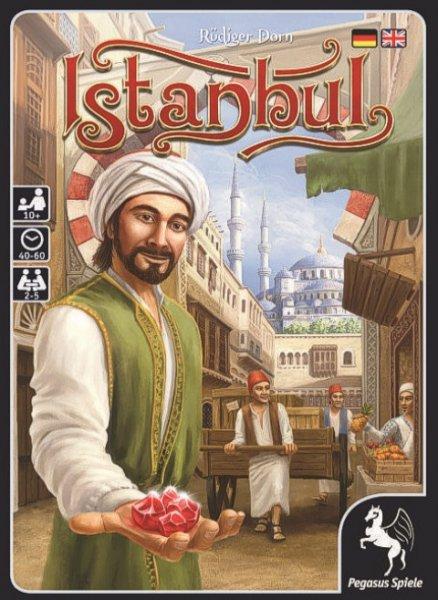 [Amazon Prime] Istanbul - Pegasus Spiel - Kennerspiel des Jahres 2014
