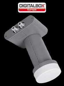 Digitalbox Europe Digital-Twin-LNB, Digital-Quad-LNB und Digital-Octo-LNB (Norma Angebot ab 22.10.2014)