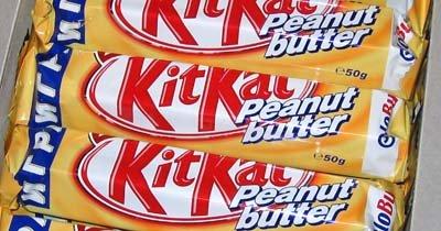 [Offline bundesweit Metro] KitKat Chunky Peanut Butter Display 24Stk für 9,22 statt 16,56