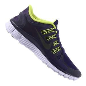 [11Teamsports] Nike Free 5.0+ Shield Running for Frauen (49,98 Euro inkl. Versand)
