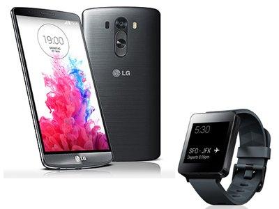 LG G3 mit LG G Watch 29.99 mtl