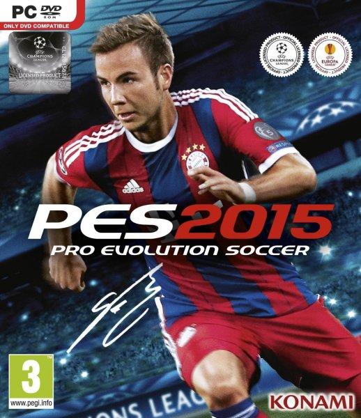 Pro Evolution Soccer 2015 (PC) [Amazon.co.uk]