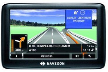 NAVIGON 3310 MAX EUROPA-10,9 cm Display-TMC- für 79,99€ inkl. Versand
