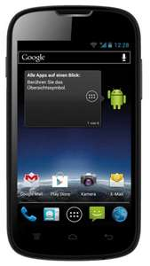 MEDION LIFE E4001 Smartphone 4   4GB Android 4.0 @ebay 49,99€