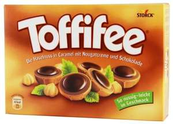 Toffifee 15er Packung 125g für 0,89€ bei real ab Mo.20.10.