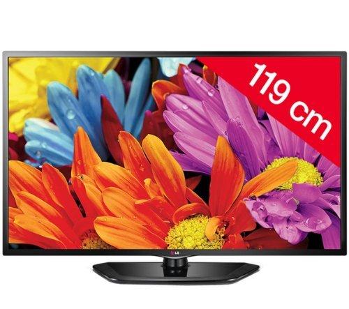 [2% Qipu] LG LED 47LN5400 HD TV 1080p, 47Zoll (119 cm) 16/9/100Hz/DVB-T/HDMI x3 für 399€ zzgl. 15,99€ Versand @pixmania