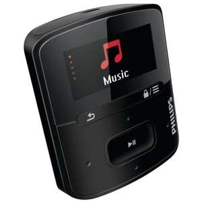 PHILIPS MP3Player SA4RGA02KN12 @Favorio 21.95€