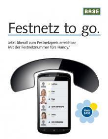 Festnetznummer auf e-plus Handy gratis (oder 5,- Euro) - deutschlandweit erreichbar