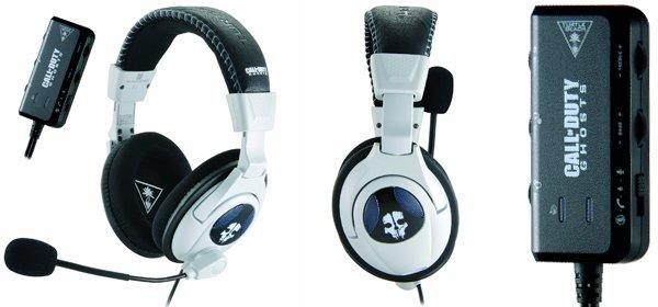 Turtle Beach Ear Force Call of Duty Ghosts Shadow für 44,99€ inkl.Versand @ Amazon.de bisheriger Bestpreis (DE)
