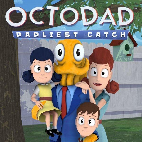 OctoDad - PS4 [Digital Code] Amazon.com USA PSN