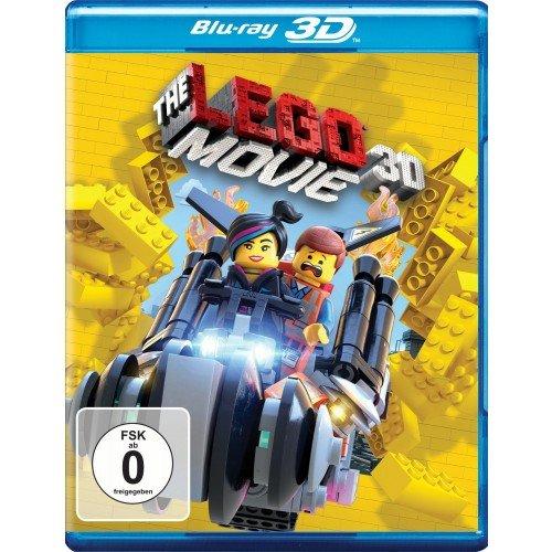 [Müller.de] The Lego Movie (Blu-ray 3D) und weitere 3D Angebote