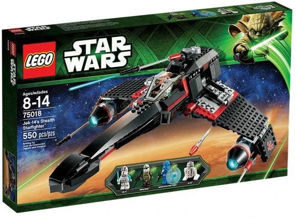 [LEGO] Star Wars Jek-14´s Stealth Starfighter [amazon.de]