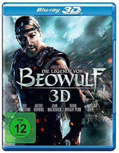 [3D Blu-ray] Die Legende von Beowulf für 14,97€ @ Amazon PRIME