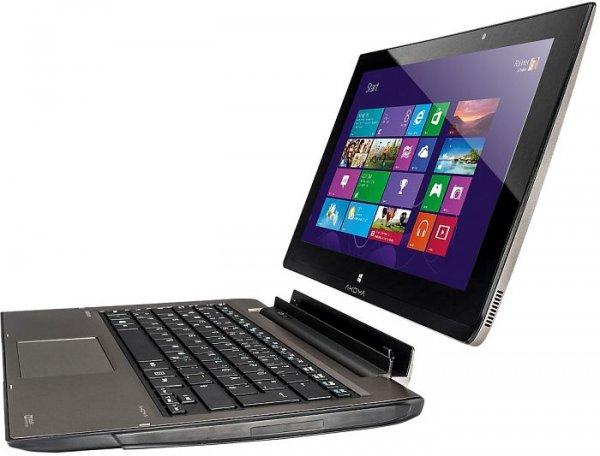 "MEDION AKOYA P2212T Notebook/Tablet (Win 8.1,11,6"" FHD, 4GB RAM, 64GB SSD & 500GB HDD) B-Ware für 299,99€ (B-Ware) @ Medion/ebay"