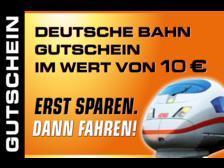 Bei Saturn einkaufen und 10,- Euro für die nächste Bahnfahrt sichern