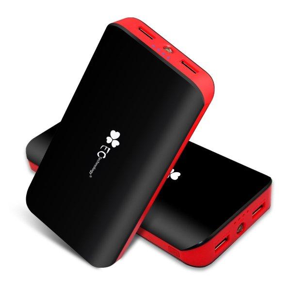HOT [EC Technology] Powerbank 22400mah (2 USB) für 30,79€ ! + 10€ Amazon Gutschein für EC Produkte!