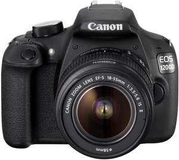 Canon EOS 1200D mit Kit