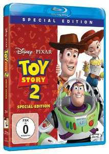 [Blu-Ray] Toy Story 2 - Special Edition (deutsche Version) für 8,80 €
