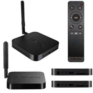 Minix Neo X8-H QuadCore - Android KitKat 4.4 - TV box - 2GB RAM /16GB ROM