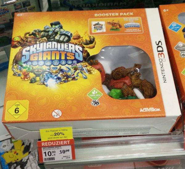 [Lokal Cottbus] Skylanders: Giants Starter Pack 3DS