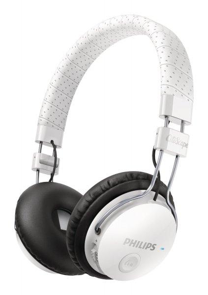 Philips CitiScape Foldie On-Ear SHB8000 Bluetooth Kopfhörer für 45,49 € @ Amazon (WHD sogar nur 42,76 €)