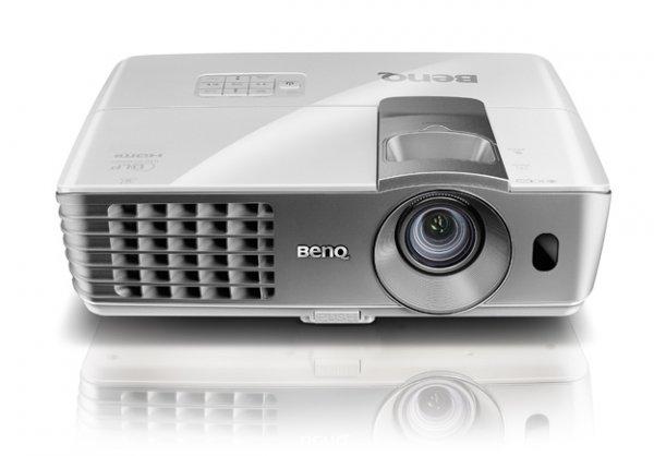 [Amazon Blitzangebot - Morgen 21.10 um 12:59 Uhr] BenQ W1070 3D-Beamer (DLP, Full-HD 1080p, 2000 ANSI Lumen)