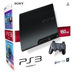 PlayStation 3 Slim 160GB Amazon.uk für alle, die bei meinpaket keine bekommen haben