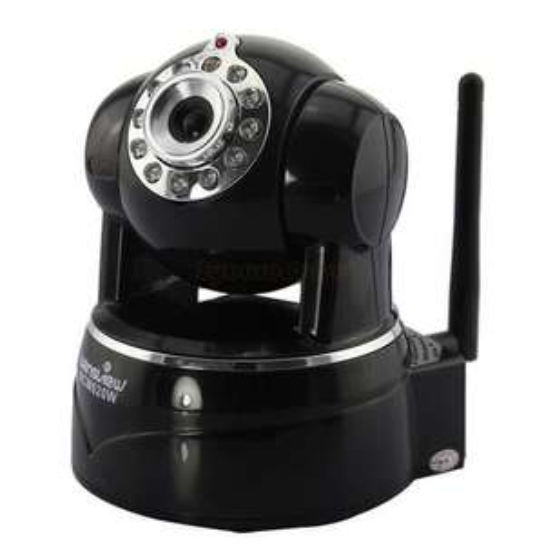 Wansview NCM620W, WLAN Smart-Kamera mit 720p h.264, Motor, Nachtsicht, IR-Filter, Micro-SD-Slot