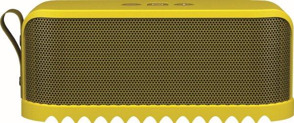 Jabra Solemate Bluetooth-Lautsprecher (Bluetooth 3.0, NFC, Freisprechfunktion) gelb ab 10 Uhr für 79,99 € im Amazon Blitzangebot