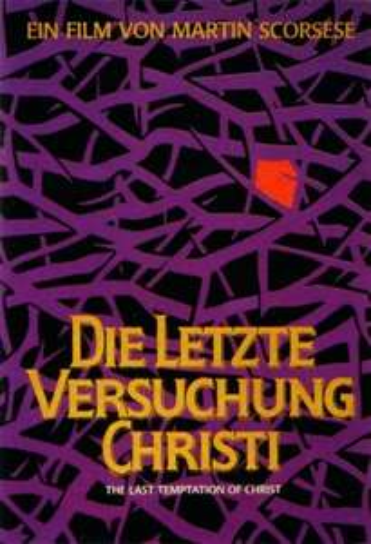 Die Letzte Versuchung Christi (1988) - im arte-Stream