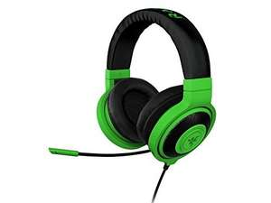 Razer Kraken Pro Neon Gaming Headset grün | Amazon Blitzangebote