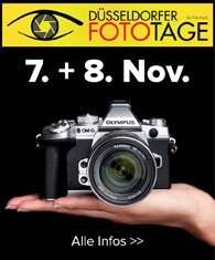 [Lokal Düsseldorf] Fototage bei Foto Koch - 07 + 08 November 2014 - Clean & Check von: Nikon, Canon, Sony, NEU jetzt auch für Pentax und Olympus