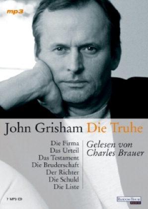 John Grisham: Die Truhe, 7 MP3-CDs für 14,99€