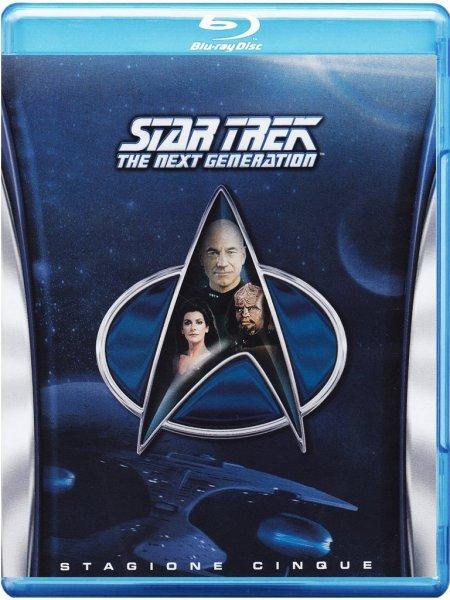 [Amazon.it] [Blu-Ray] Star Trek: The Next Generation - Staffel 5