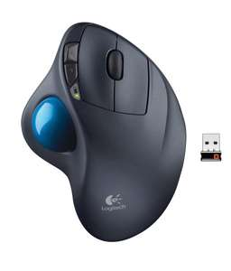 Logitech M570 wireless Trackball, 33€, Versand durch Amazon