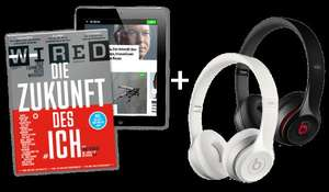 Beats by Dre Solo2 + WIRED Abo