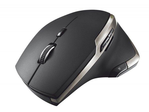 Trust Evo kabellose High-End-Laser Maus für € 34,99 (27% Rabatt) @ Amazon