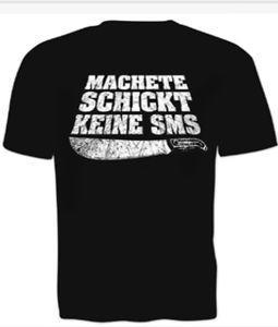 blu-ray: machete mit t-shirt (nur xl+xxl) für 15 € ink. Versand