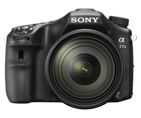 Sony Sony ILCA Alpha 77 IIQ SLR-Digitalkamera inkl. SAL-1650 Objektiv - Amazon Blitzangebot