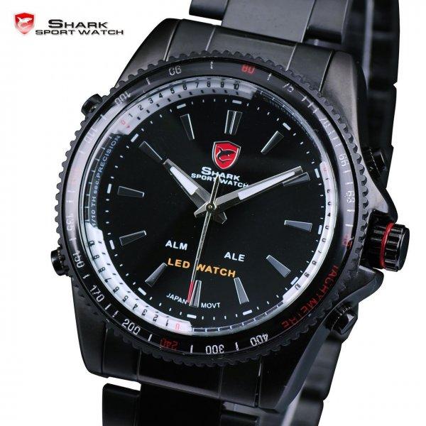 Bei Ebay diverse Armbanduhren Herren Shark im Preis reduziert !