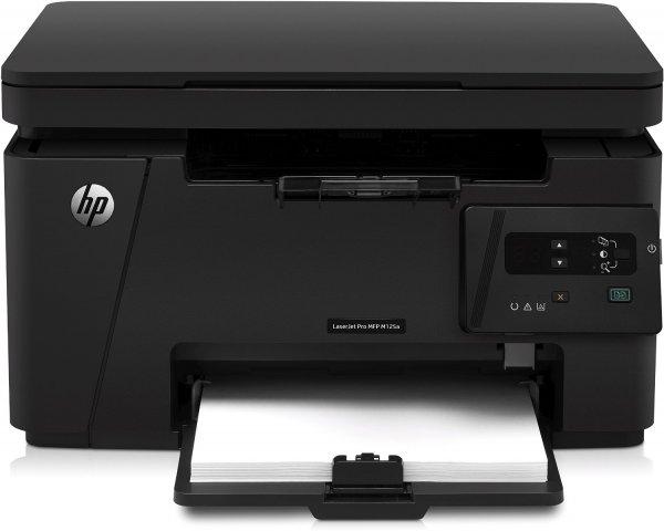 HP LaserJet Pro MFP M125a für 84,95 € @ Amazon Blitzangebote (inkl. 40 € Cashback von HP)