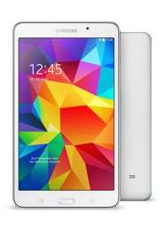 Samsung Galaxy Tab 4 (7.0) 8GB LTE weiß + 3 GB Daten im LTE-Netz Telekom + Hotspot-Flat @Sparhandy