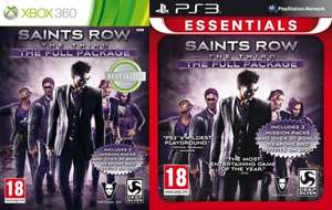PS3/Xbox 360 - Saints Row The Third (Full Package) für €10,10 [@Zavvi.com]