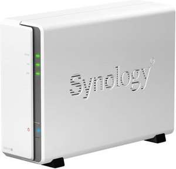 Synology Disk Station DS115j - einfacher NAS-Server