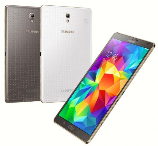 """[Österreich] Samsung Galaxy Tab S 8.4"""" WiFi 299,00 LTE 399,00 EUR bei Saturn und Media Markt"""