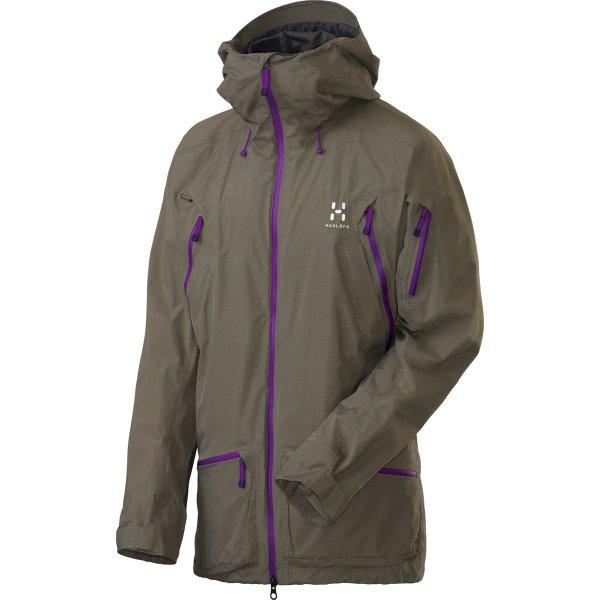 Haglöfs Ski und Outdoor Hardshell Jacke für 179,95 €, Rabatt über -67%!!