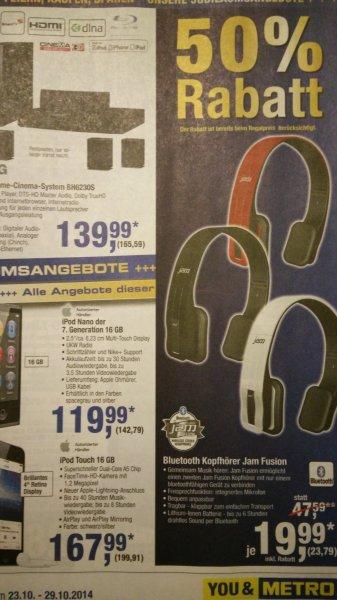 Bluetooth Kopfhörer Jam Fusion [Metro]