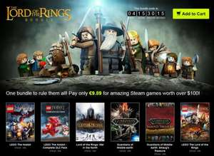 [Steam]Lord of the Rings Bundle