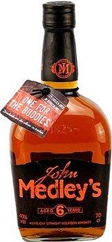 [Penny] John Medley's Kentuckky Straight Bourbon 6 Jahre 0,7l 40%